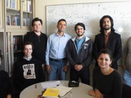 The quantum cryptography team at Instituto de Telecomunicações