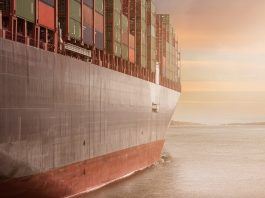 An audit of the environmental impact of shipping
