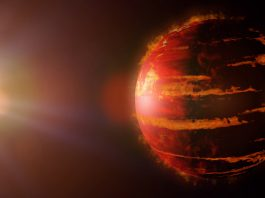 temperatures of exoplanets