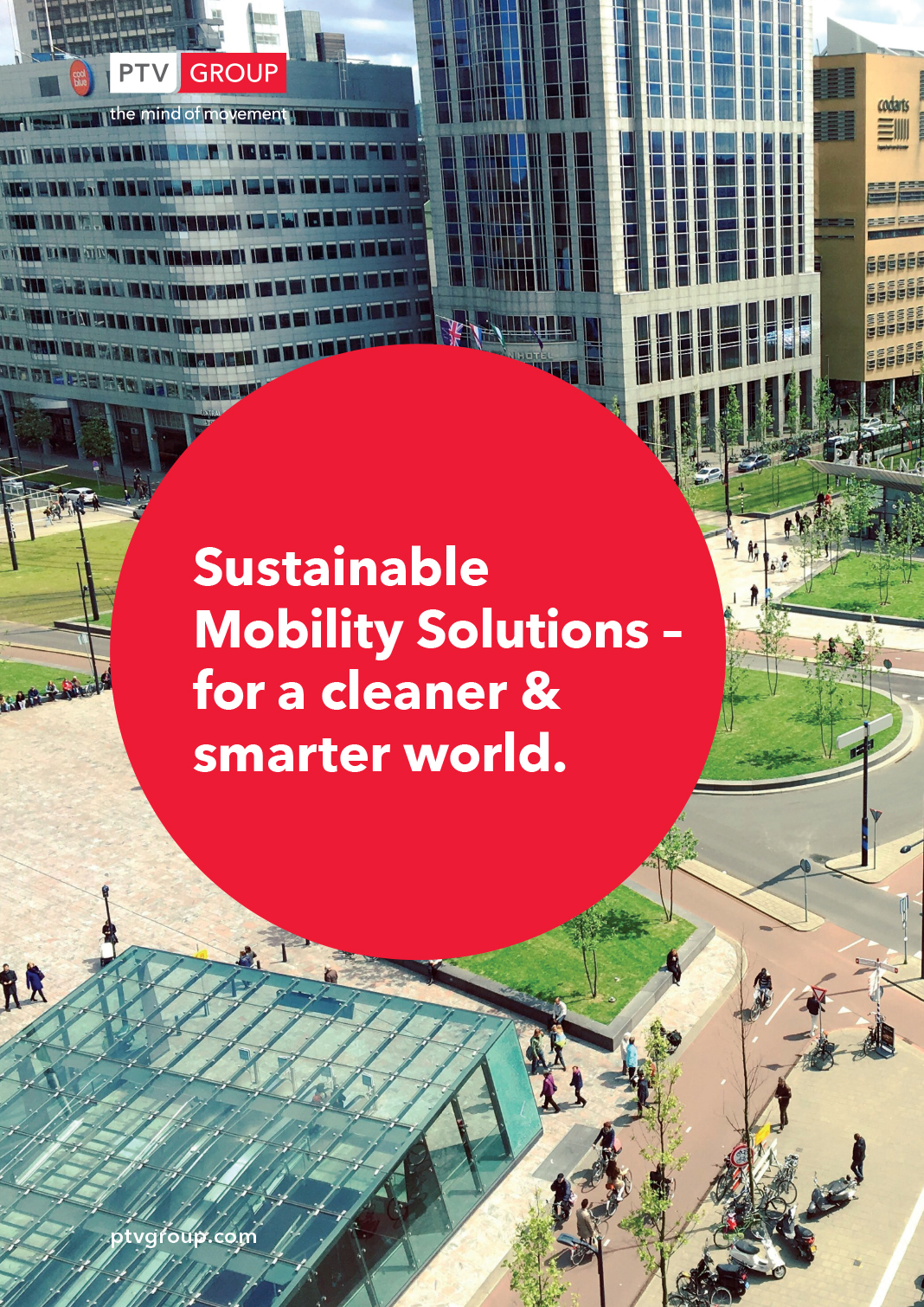A new era of smarter, cleaner mobility