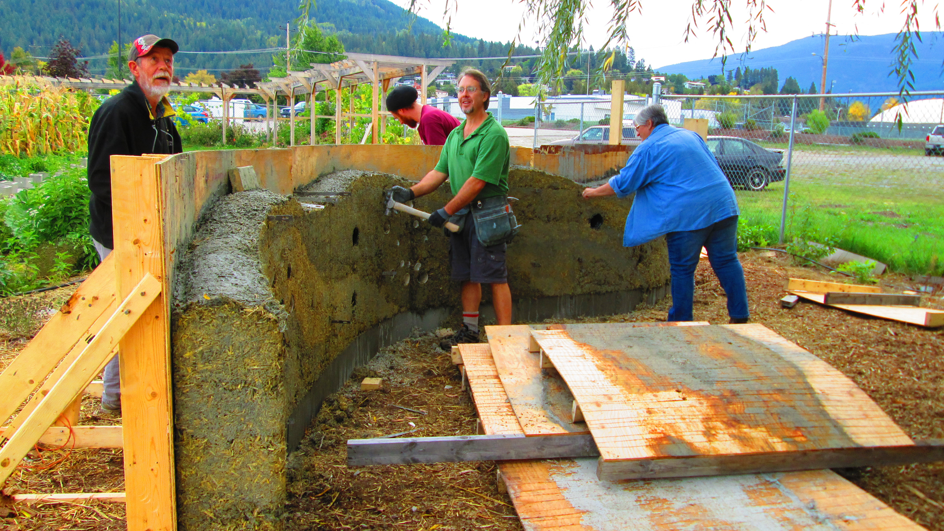 Innovating With Nature The Story Of The First Hempcrete Builders In Canada