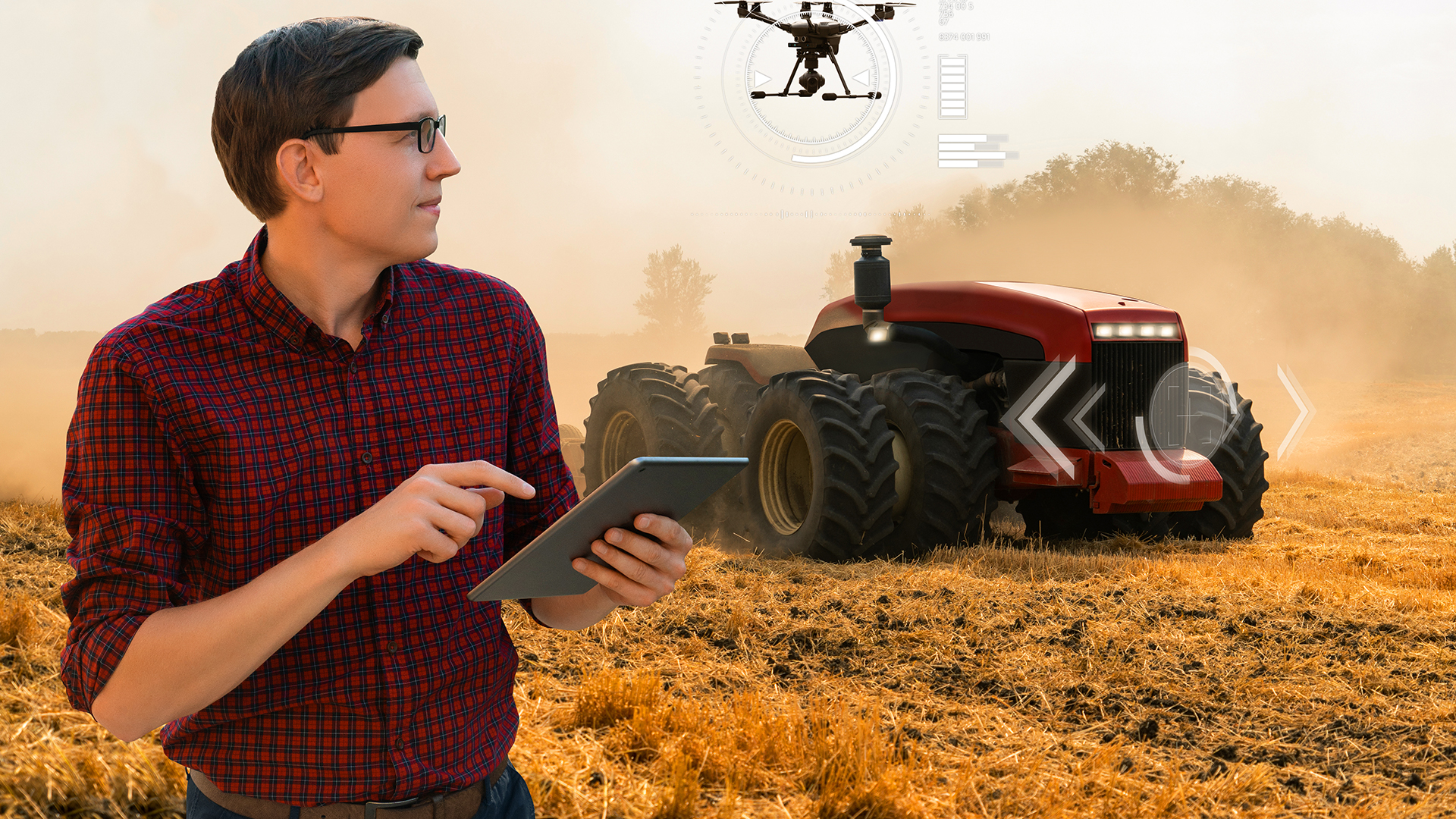 The evolution of agricultural technology | Innovation News Network