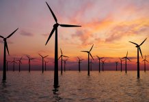 offshore wind energy infrastructure