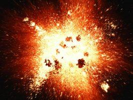 after the big bang