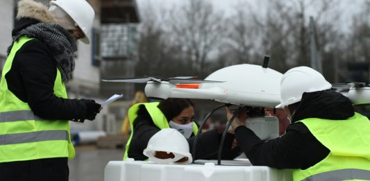 RSS-Hydro: the diverse scientific and commercial applications of drone technology