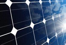 constructing solar cells