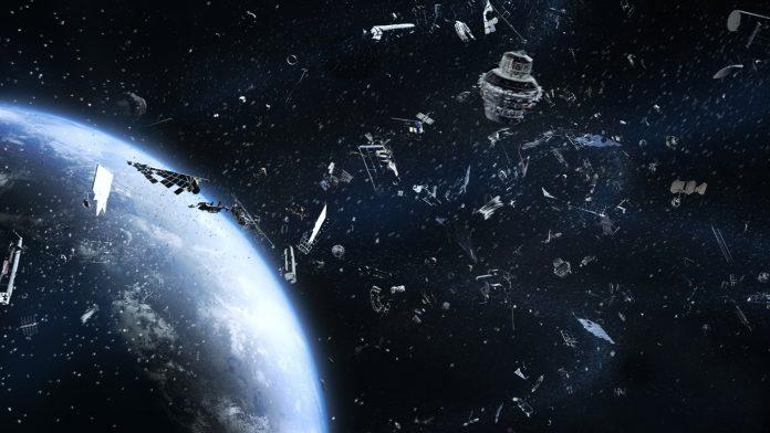images of space debris