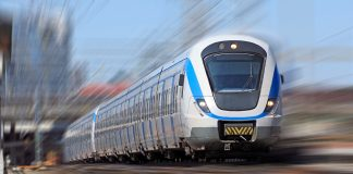 Electric train technology
