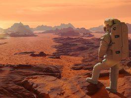 plants on Mars