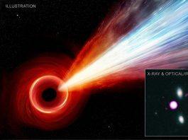 supermassive black hole in the early Universe