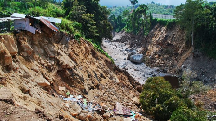 The key to understanding landslides