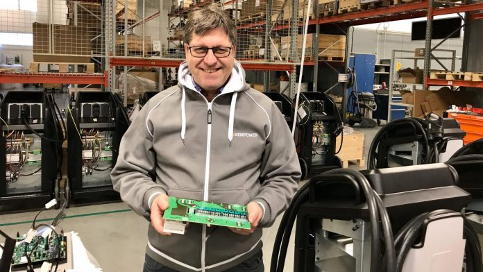 Kempower: building long-lasting fast chargers for electric vehicles