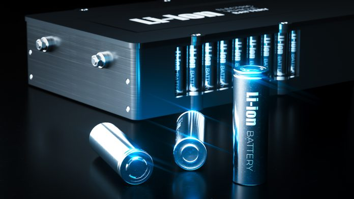 charge capacity of lithium batteries
