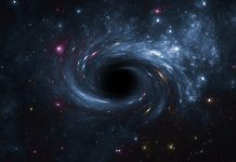 Using a gravitational wave detector to locate primordial black holes