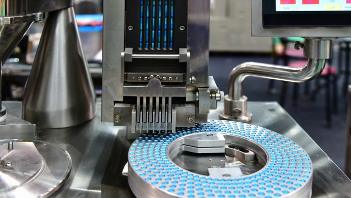 Automating production of pharmaceutical compounds
