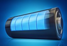 Sustainable stationary energy storage with hybrid redox-flow batteries